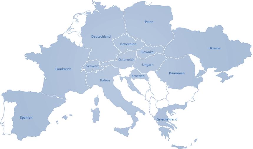 OVB in Europa