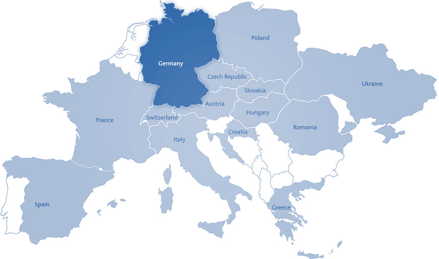 OVB Germany in OVB Europe
